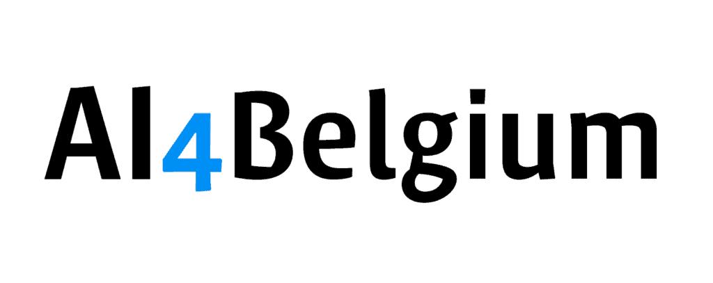 Logo de AI4Belgium